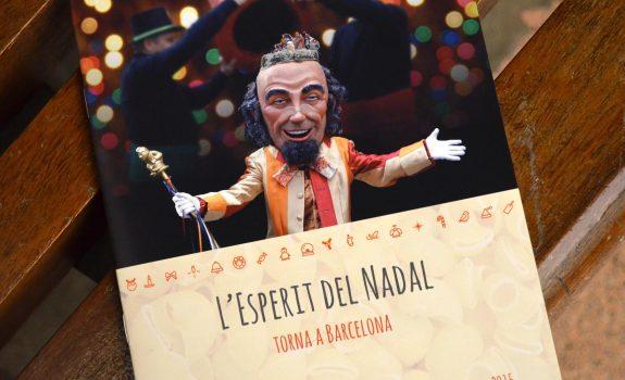 L' Esperit del Nadal torna a Barcelona